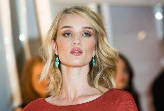 LONDON, ENGLAND - JUNE 02:  Rosie Huntington-Whiteley attends the Glamour Women of the Year Awards at Berkeley Square Gardens on June 2, 2015 in London, England.  (Photo by Samir Hussein/WireImage)
