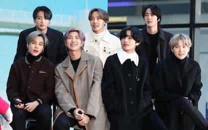 BTS, la cover di Jungkook è da record. VIDEO
