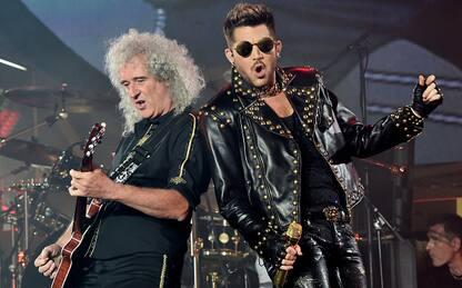 """Queen + Adam Lambert: esibizione sulle note di """"You Are The Champions"""""""