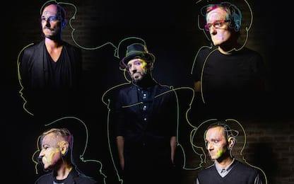I Subsonica presentano a Sky Tg24 il visual di Decollo - Voce Off