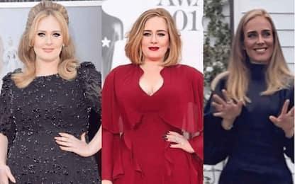 Adele oggi, come è cambiata la cantante: prima e dopo la dieta Sirt