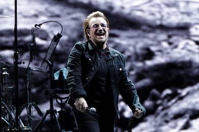 Bono compie 60 anni, le canzoni più famose degli U2
