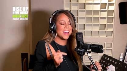 Rise Up New York, la raccolta fondi con Mariah Carey, Sting e altri
