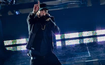 """Eminem confessa: """"Cerco i miei testi su Google"""""""