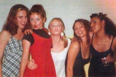 Spice Girls, Geri Halliwell posta su Instagram una foto del 1994