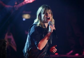 MILAN, ITALY - DECEMBER 11:  Emma performs at RadioItaliaLive Tv Show on December 11, 2013 in Milan, Italy.  (Photo by Stefania D'Alessandro/Getty Images)