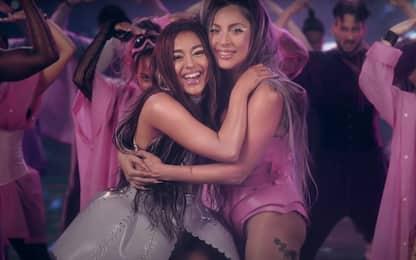 Lady Gaga e Ariana Grande: il video ufficiale di Rain On Me
