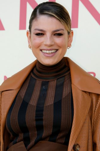"ROME, ITALY - JANUARY 30: Emma Marrone attends ""Gli Anni Più Belli"" photocall on January 30, 2020 in Rome, Italy. (Photo by Ernesto Ruscio/Getty Images)"