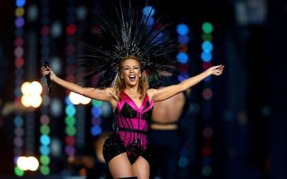 Kylie Minogue, le foto più belle della cantante
