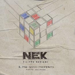 Nek presenta il nuovo album: Il mio gioco preferito parte 2