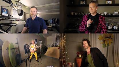 Take That, la reunion di Williams, Owen, Barlow e Donald Il LIVEBLOG