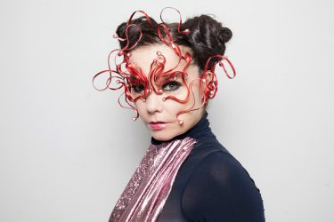 TOKYO, JAPAN - JUNE 28:  Bjork attends the 'Making of Bjork Digital' at the National Museum of Emerging Science on June 28, 2016 in Tokyo, Japan. In the event Bjork delivered world's first 360-degree virtual reality live streaming performance for the first time in the world. The recorded performance will be exhibited at 'Bjork Digital - Music and Virtual Reality' from June 29 to July 18, 2016.  (Photo by Santiago Felipe/Getty Images)