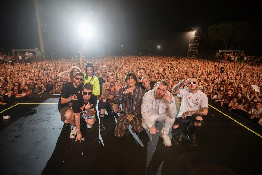 Machete Crew, da Salmo a Hell Raton una straordinaria storia italiana | Sky TG24