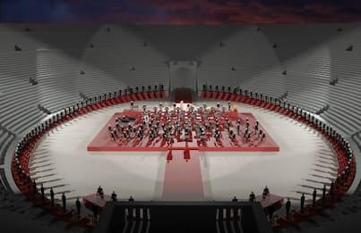 Arena di Verona 2020, il programma dei concerti e degli eventi