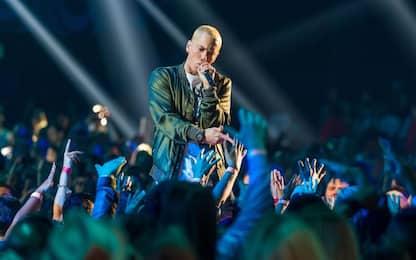 Eminem svela la lista degli artisti più amati