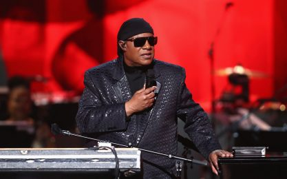 Stevie Wonder, un video contro il razzismo