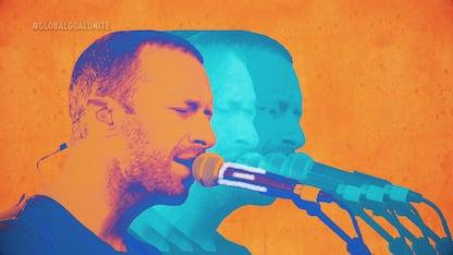 """Coronavirus, concerto """"Global Goal"""" con Coldplay e Miley Cyrus"""
