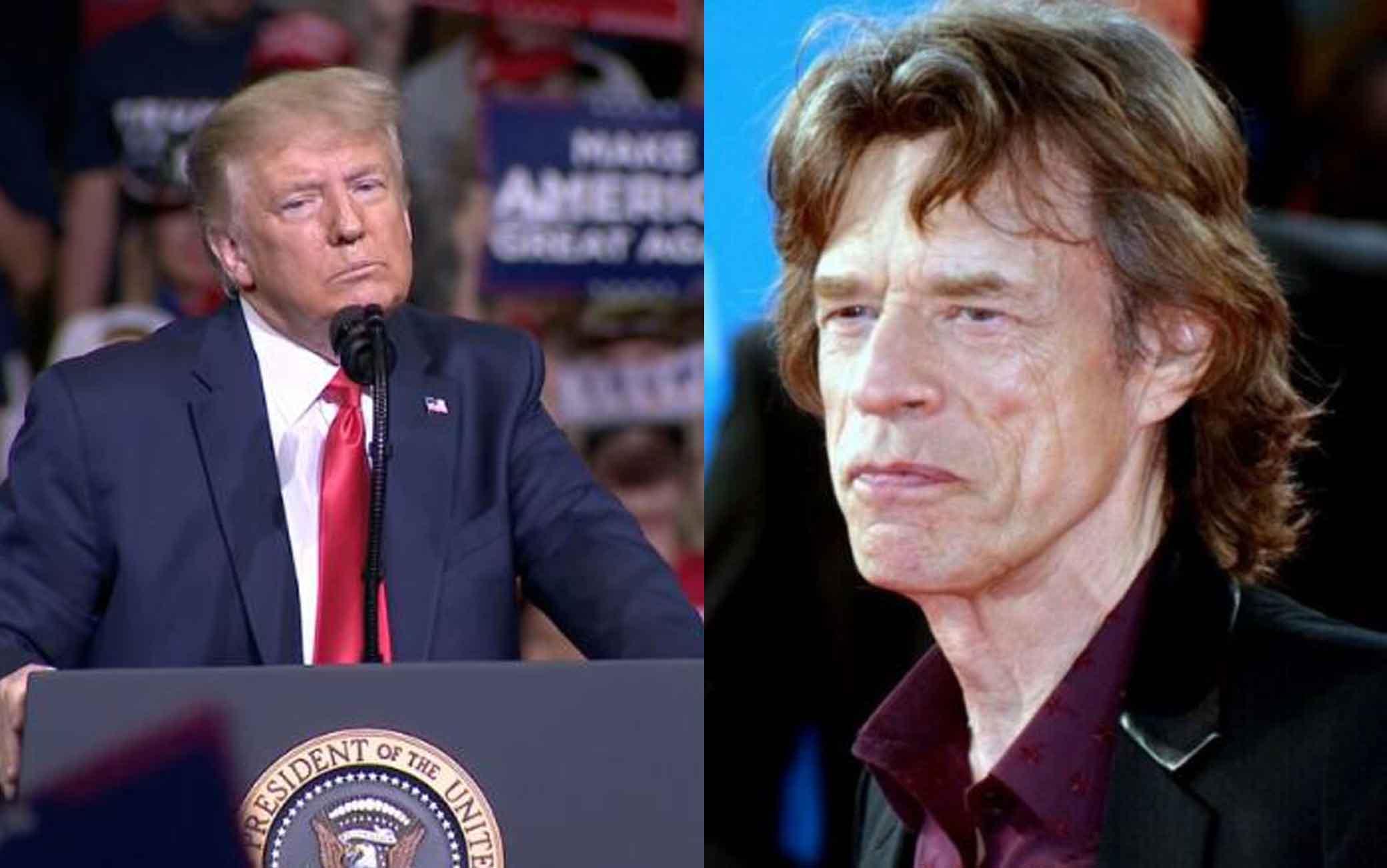 I Rolling Stones contro Trump: 'Basta usare la nostra musica nei suoi  comizi'