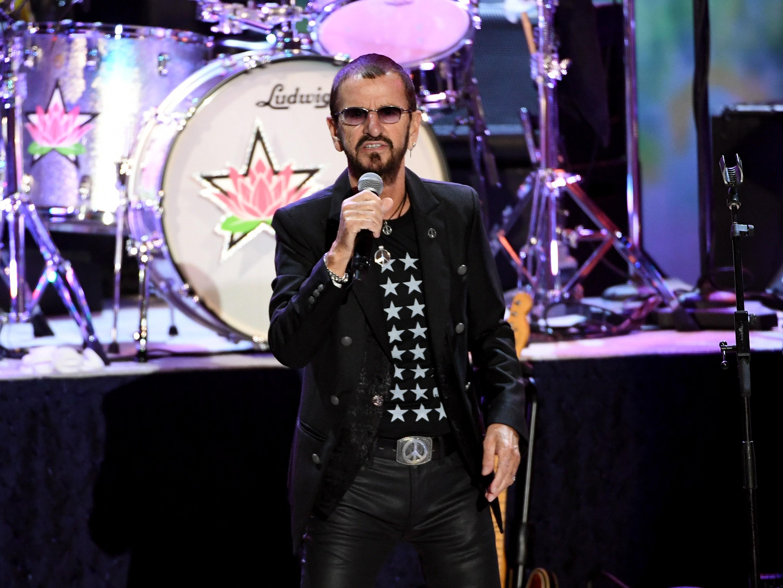 Ringo Starr compie 80 anni: show su Youtube il 7 luglio ...