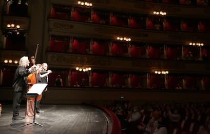Ennio Morricone, il Teatro alla Scala riapre e ricorda il maestro