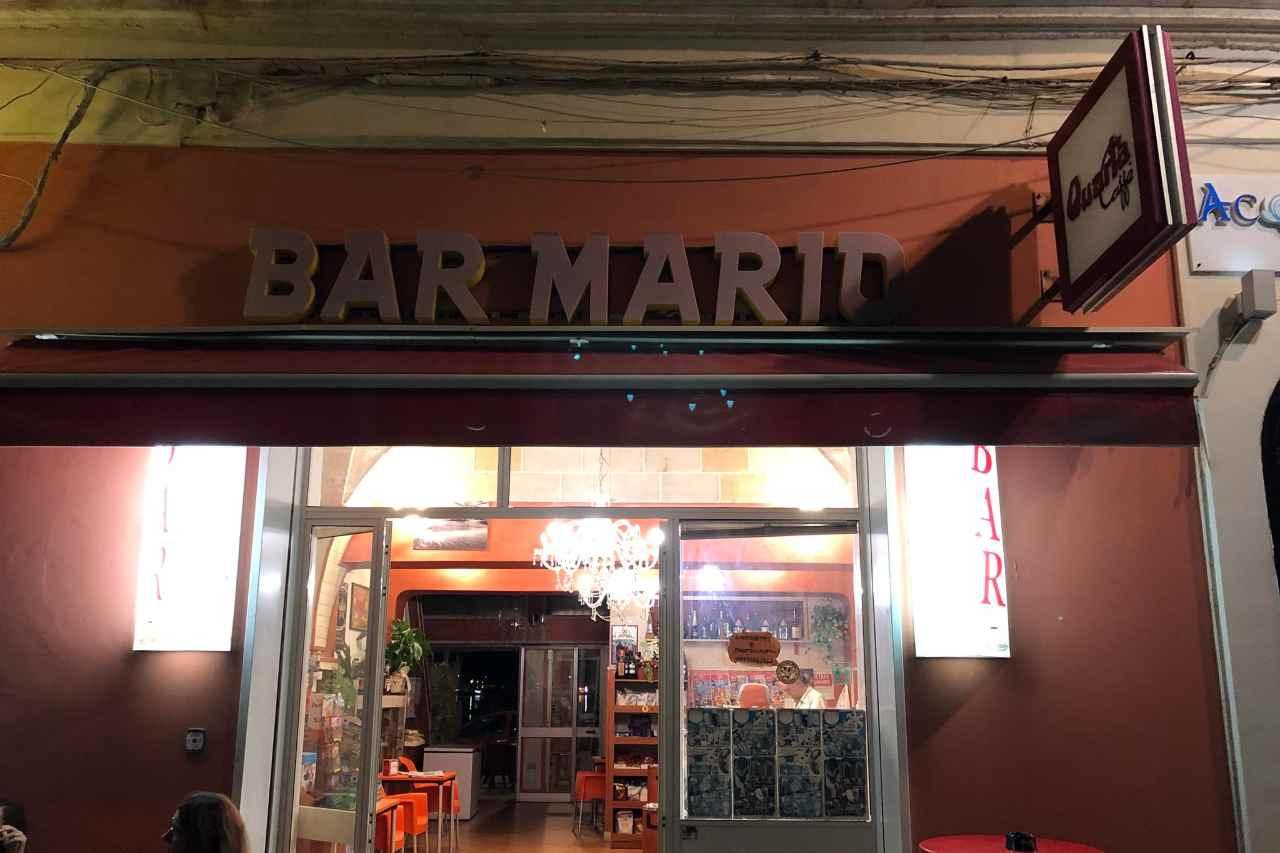 """Il """"Bar Mario"""" a San Martino in Rio (Reggio Emilia)"""