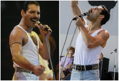 Live Aid, lo show dei Queen a confronto con il film del 2018 - VIDEO