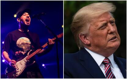 Anche i Linkin Park vietano a Trump di usare la loro musica
