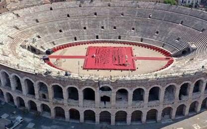 Cuore italiano della Musica, il 25 luglio l'Arena riparte dall'Italia
