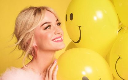 "Katy Perry: ""What Makes a Woman"" è la sua canzone preferita di ""Smile"""