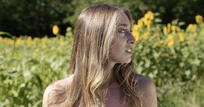 Caterina Cropelli fa sbocciare il Fiorellino dell'estate 2020