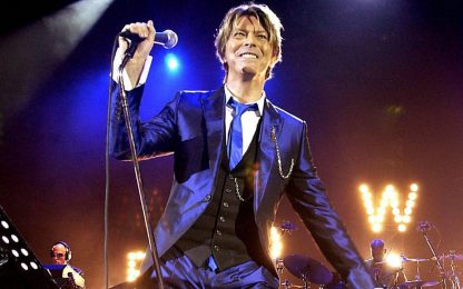 "David Bowie: in uscita l'album del live di ""Something in the Air"""