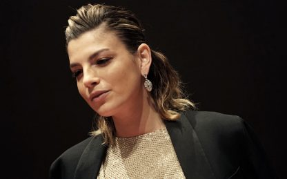 Emma Marrone, uno scatto dal video del nuovo singolo