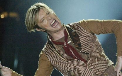 David Bowie, il film biopic sarà presentato al Festival di Roma