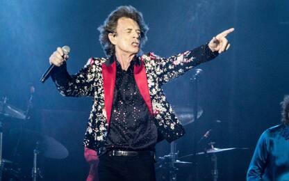 I Rolling Stones aprono a Londra il loro primo negozio
