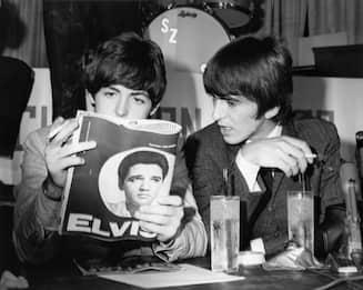 27 agosto 1965: la notte in cui Elvis incontrò i Beatles