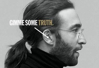 John Lennon, esce Gimme Some Truth
