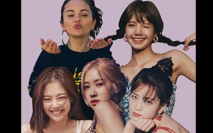 Blackpink, le regine del K Pop presentano il nuovo singolo Ice Cream