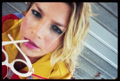 """Emma ospite a Sky Tg24 presenta il suo nuovo singolo, """"Latina"""""""
