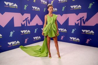UNSPECIFIED - AUGUST 2020: Nicole Richie attends the 2020 MTV Video Music Awards, broadcast on Sunday, August 30th 2020. (Photo by Rich Fury/MTV VMAs 2020/Getty Images for MTV)