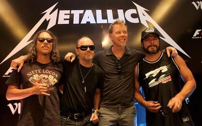 I Metallica faranno la colonna sonora del prossimo film Disney