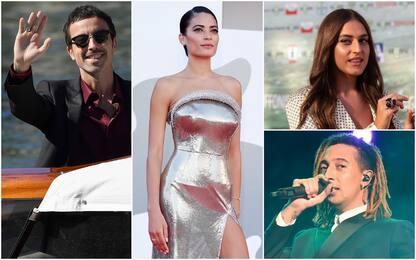 Da Diodato a Elodie, da Gaia a Ghali: tutti i cantanti di Heroes. FOTO