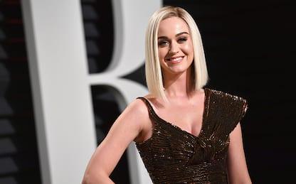 Katy Perry, pubblicato il backstage della cover del disco Smile