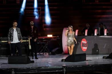 RTL 102.5 Power Hits Estate: vincono Boomdabash feat Amoroso. Pagelle