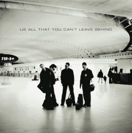 All That You Can't Leave Behind degli U2 compie 20 anni: si ristampa