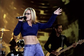 ANASTACIA / Sängerin. (Photo by kpa/United Archives via Getty Images)