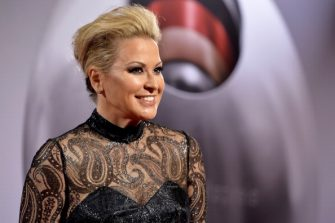 DUESSELDORF, GERMANY - NOVEMBER 22:  Anastacia poses prior to the German Sustainability Award 2013 (Deutscher Nachhaltigkeitspreis) at Maritim Hotel on November 22, 2013 in Duesseldorf, Germany.  (Photo by Sascha Steinbach/Getty Images)