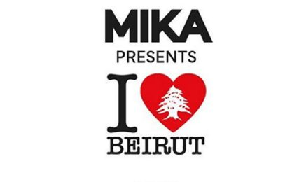 E' il giorno di I Love Beirut: Mika abbraccia la sua terra