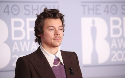 Harry Styles in Costiera Amalfitana per girare un nuovo videoclip