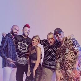Il Karaoke di Boomdabash con Alessandra Amoroso è triplo disco platino