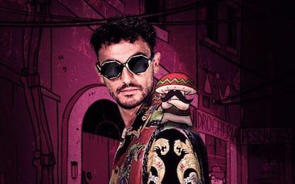 """Carl Brave, il nuovo album """"Coraggio"""" in uscita il 9 ottobre"""